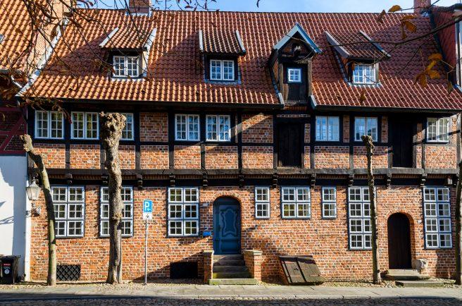 Einzigartig Das Kleine Hotel Im Wasserviertel